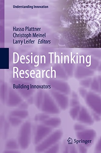 Download Design Thinking Research: Building Innovators (Understanding Innovation) Pdf