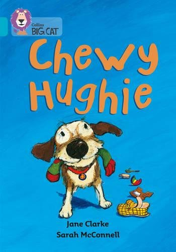 Chewy Hughie (Collins Big Cat) PDF