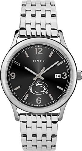 Timex Women's Penn State University Watch Sage Stainless Watch ()