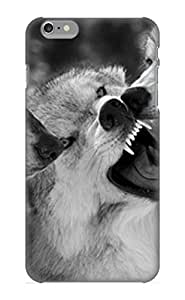 Defender Case For Iphone 6 Plus, Animal Wolf Pattern, Nice Case For Lover's Gift