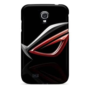 Awesome GvH1955lWFl Abrahamcc Defender Tpu Hard Case Cover For Galaxy S4- Rog