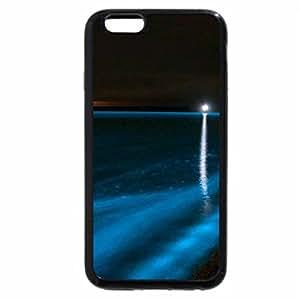 iPhone 6S / iPhone 6 Case (Black) bioluminescent lake australia