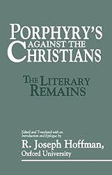 Porphyry's Against the Christians