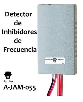 ▷ Detector de inhibidores de frecuencia, Sensor de ...