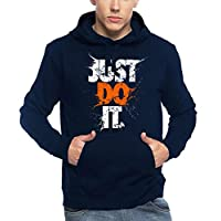 ADRO Men's Just Do It Typography Printed...
