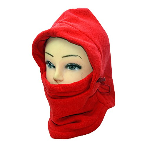 Meanhoo Comfortable CS Mask Ski Hood Balaclava with Anti-UV Sand-proof for Cycling Camping Hiking and Climbing ()