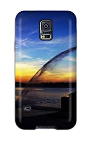 Chris Mowry Miller's Shop First-class Case Cover For Galaxy S5 Dual Protection Cover Henry Nature Twilight 5850447K96950554