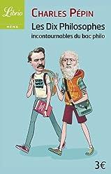 Les dix philosophes incontournables du bac philo