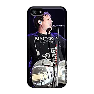 Great Cell-phone Hard Covers For Apple Iphone 5/5s (yQI138nHBP) Support Personal Customs Trendy Blink 182 Band Pictures