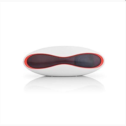 Mini Rugby Altavoz Bluetooth Tarjeta multifunción Audio de ...