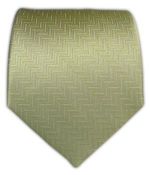 100% Silk Woven Green - 5