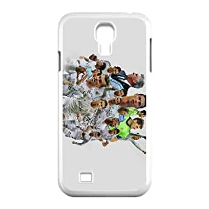 Sports real madrid Samsung Galaxy S4 9500 Cell Phone Case White DIY Ornaments xxy002-9155445