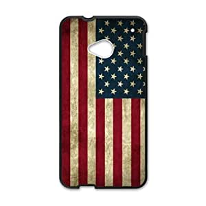 Canting_Good,Flag, Custom Case for HTC One M7(Laser Technology) by lolosakes by lolosakes