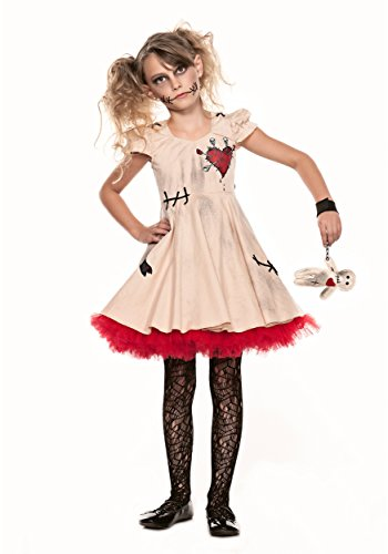 Voodoo Doll Dress - Voodoo Doll Costume -