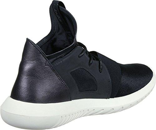 Adidas Originali Da Donna Originali Trainer Ribelle Tubolari Nucleo Us5 Nero