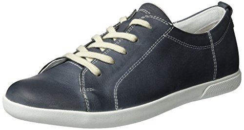 Josef Seibel Ciara 15, WoMen Low-Top Sneakers Blau (Jeans)
