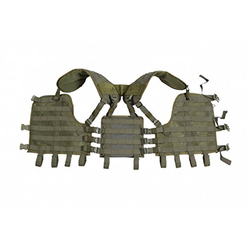 Russian Military Vest ''Nerpa'' Molle by SSO/SPOSN by SSO/SPOSN