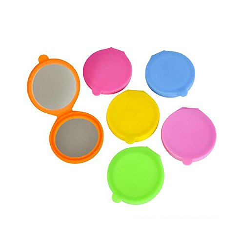 3'' Silicone Compact Mirror by Bargain World