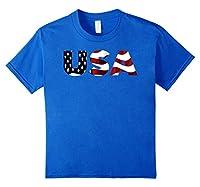 Patriotic Flag Shirt- American Flag Clothing