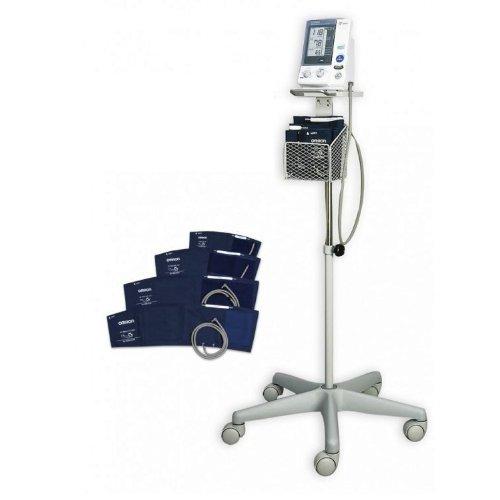 blood pressure machine with stand - 4