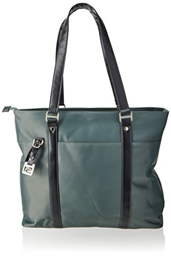 1ed077fe94b9 Klip Xtreme Verona Ladies Laptop Tote Shoulder Bag-Water Repellent-Fits up  to 15.4 inch Laptop/Notebook-Slim & Lightweight-Removable Lined/Padded ...