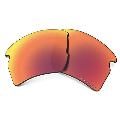 Oakley 101-108-003 Flak 2.0 XL Acc Lens Prizm - Sunglasses Customize Oakley Baseball