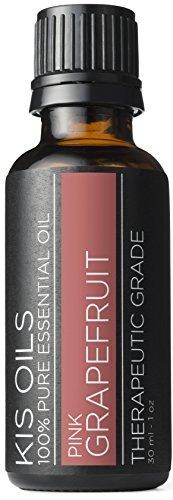 Sweet Pink Grapefruit (Grapefruit (Pink) (Citrus paradisi) 100% Pure Essential Oil Therapeutic Grade- 30 Ml)