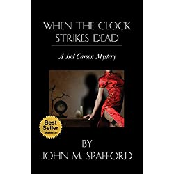 When the Clock Strikes Dead (Jud Carson Mysteries)