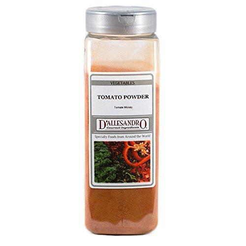 Tomato Powder, 18 Ounce Jar (Dehydrated Pasta Sauce)