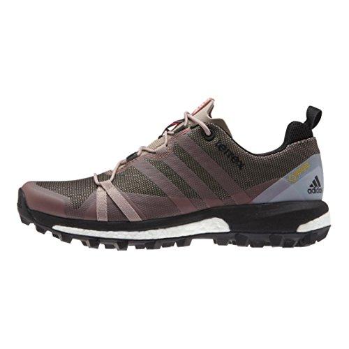 Adidas Terrex Agravic Donna Running Grigio / Nero