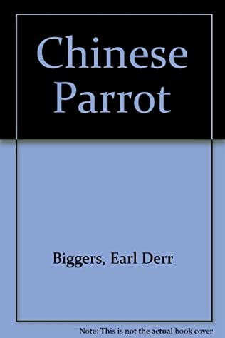book cover of The Chinese Parrot