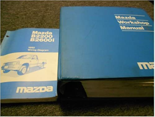 1992 Mazda B2200 B2600i Truck Service Repair Shop Manual SET ... on 73 cuda wiring diagram, 70 chevelle wiring diagram, 80 camaro wiring diagram, 1992 corvette wiring diagram, 67 mustang wiring diagram, 1994 corvette wiring diagram, 91 corvette wiring diagram, 1992 chevrolet wiring diagram, 92 corvette engine, 92 corvette cooling system, 94 camaro wiring diagram, 92 corvette brakes, 1993 corvette wiring diagram,