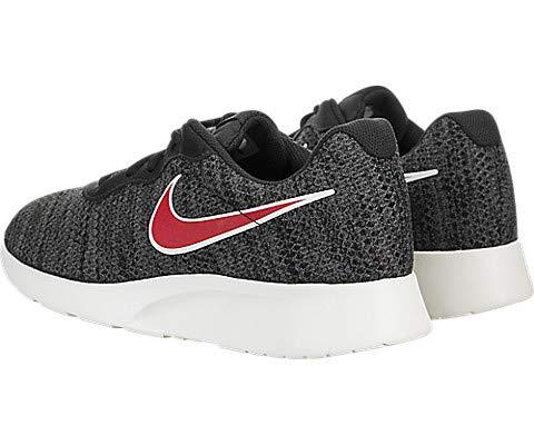 finest selection 481ab 28da0 NIKE Men s Tanjun Premium Running Sneaker, Oil Grey University Red-Gunsmoke,  ...