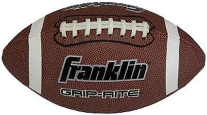 Franklin Official - Balón de fútbol y fútbol Americano, tamaño 29 ...