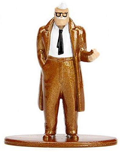 DC Commissioner Gordon 1.5 Inch Diecast Nano Metal Figure by Jada Jada Toys DC20