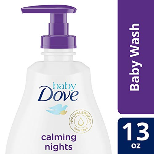 Dove Calming Nights Baby Wash product image