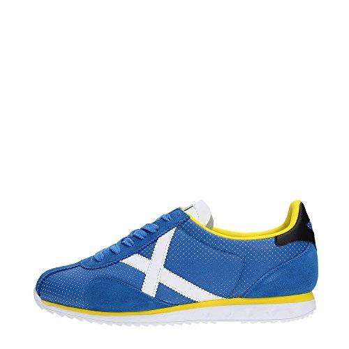 14 Sapporo Sneaker Azzurro Mini Munich qw08TA0