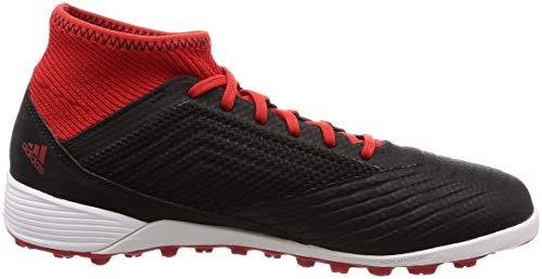 negb Noir 3 Predator Football De Adidas 18 Homme Chaussures Tango Tf Pour qBOwO1UP