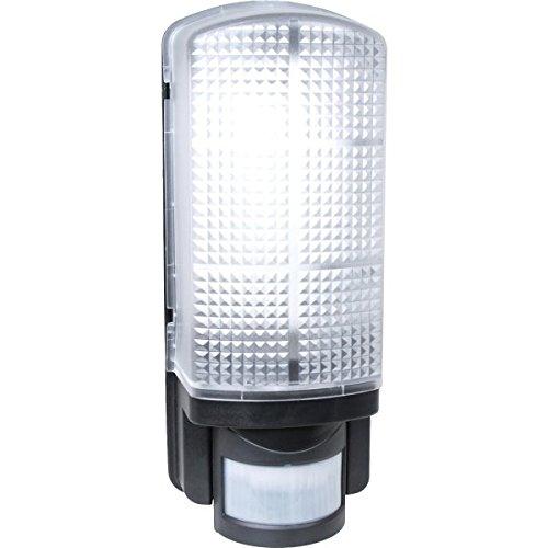 Elro Exterior Security Light 60 watt Motion Detector Energy Saving Plastic