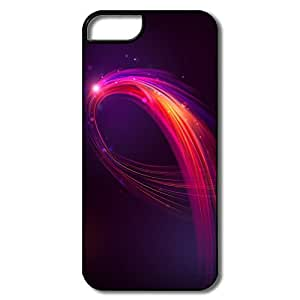 Abstract Plastic Perfect Cover For IPhone 5/5s