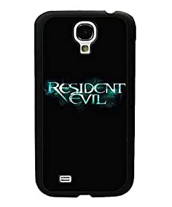 Samsung Galaxy S4 Mini Game Resident Evil Slim Fit Hard Plastic Fundas Case Cover for Galaxy S4 Mini
