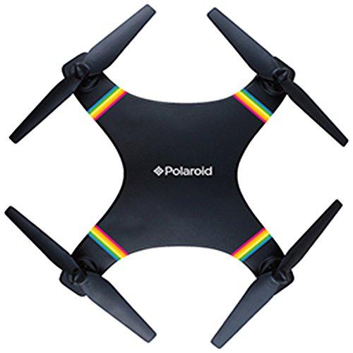 Polaroid PL2900 Remote Control Camera Drone Vehicle, Black