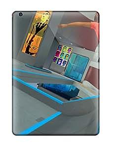 ZippyDoritEduard Case Cover For Ipad Air Ultra Slim CWHQuAc8580juMBu Case Cover