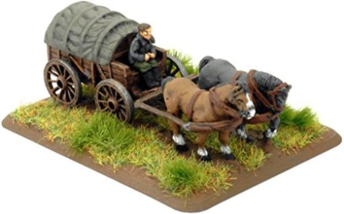 Flames of War: Supply Wagon