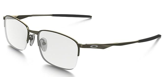 56ede935248 Oakley OX5101-02 Wingfold 0.5 Eyeglasses - Pewter - 53mm at Amazon ...