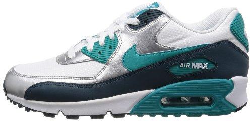 Da Weiß Max Donna Nike petrol Sneakers Air 90 nYwwqAI