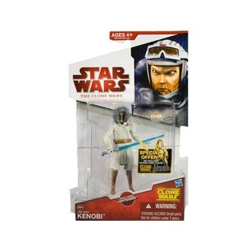 Star Wars: Clone Wars Wave 13 Obi-Wan Kenobi (Cold Weather Gear) Action Figure