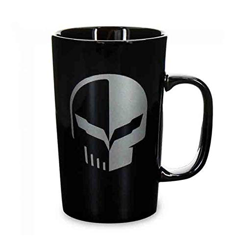 C7 Corvette Jake 16 oz. Mug - Black/Lustre-Glaze