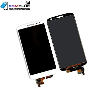 Pantalla Completa De LG G2 Mini (LCD + Tactil) (Blanco Sin Marco ...