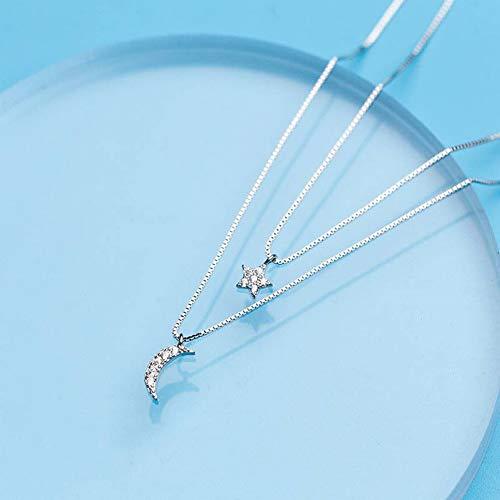 Frauen Westlichen Mode Halskette S925 Silber Halskette for sale  Delivered anywhere in Canada